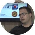 Cliente LINSOFT - Empresa de Tecnologia